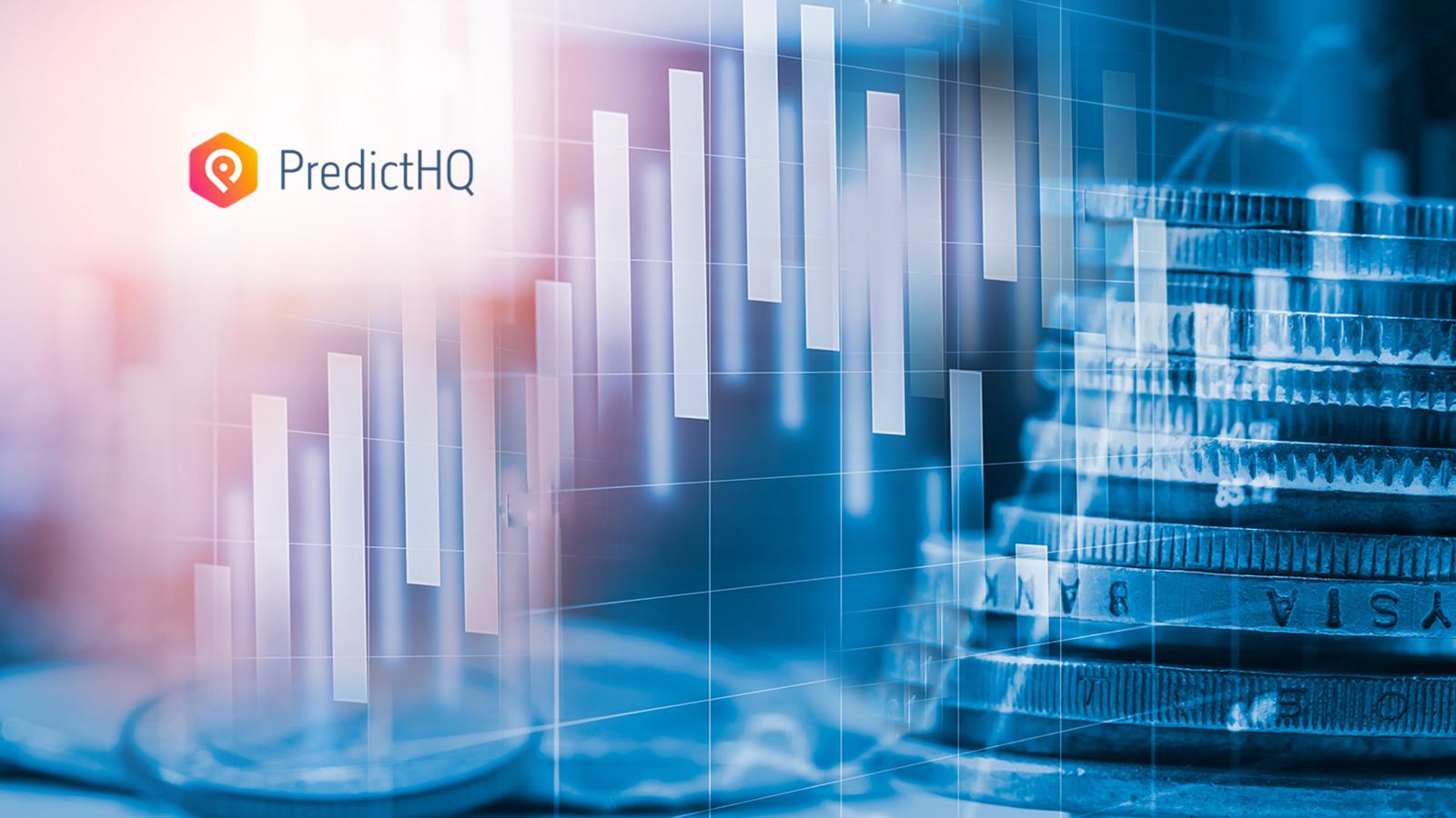 "PredictHQ通过机器学习,帮助航空公司自动预测全球性事件"""