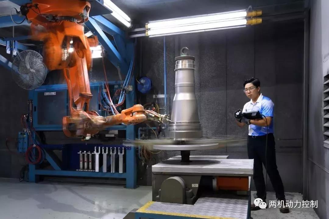 """普惠在航空发动机维修中引入先进人工智能与机器人自动化技术"""""""