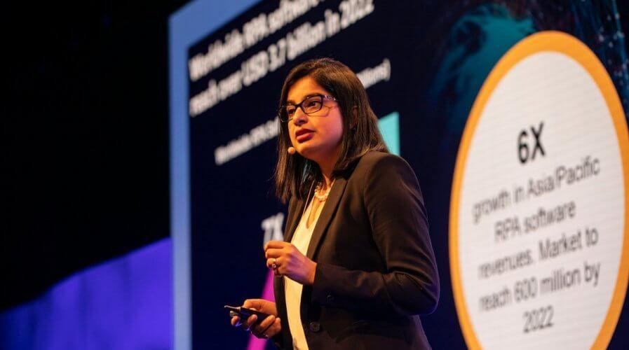 """IDC亚太地区经理Kapoor:智能自动化是企业实现数字化转型的未来"""""""