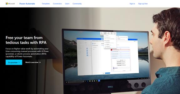 """全面迎接自动化!微软公布RPA价格,将于4月2日正式上市"""""""