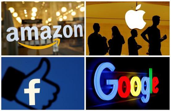 """英国宣布对Facebook、谷歌、亚马逊征收2%的数字税"""""""