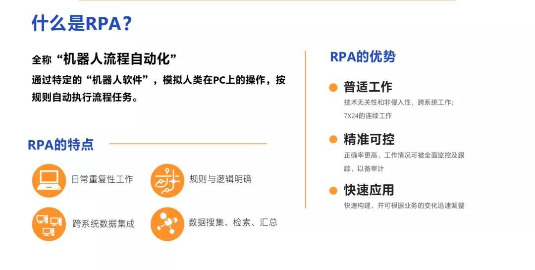 """企业如何认知RPA+AI"""""""