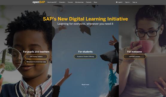 """SAP推出四大类免费RPA课程,涵盖基础、财务、日常办公等"""""""