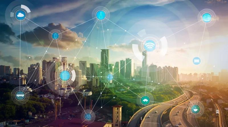 """【新基建 筑未来】新基建加速数字化转型,实现""""智能+""""产业升级"""