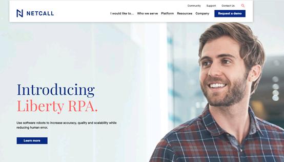 英国软件巨头Netcall收购开源RPA厂商Automagica,以增强其自动化平台Liberty