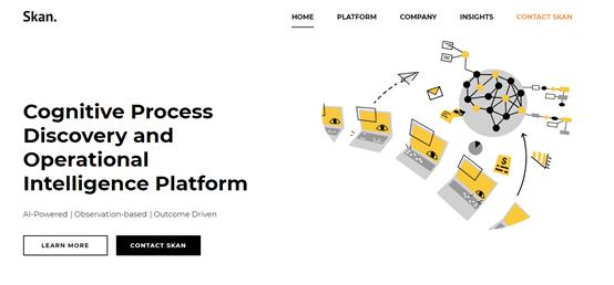 RPA初创企业Skan获得A轮1400万美元融资,凯辉创新基金领投
